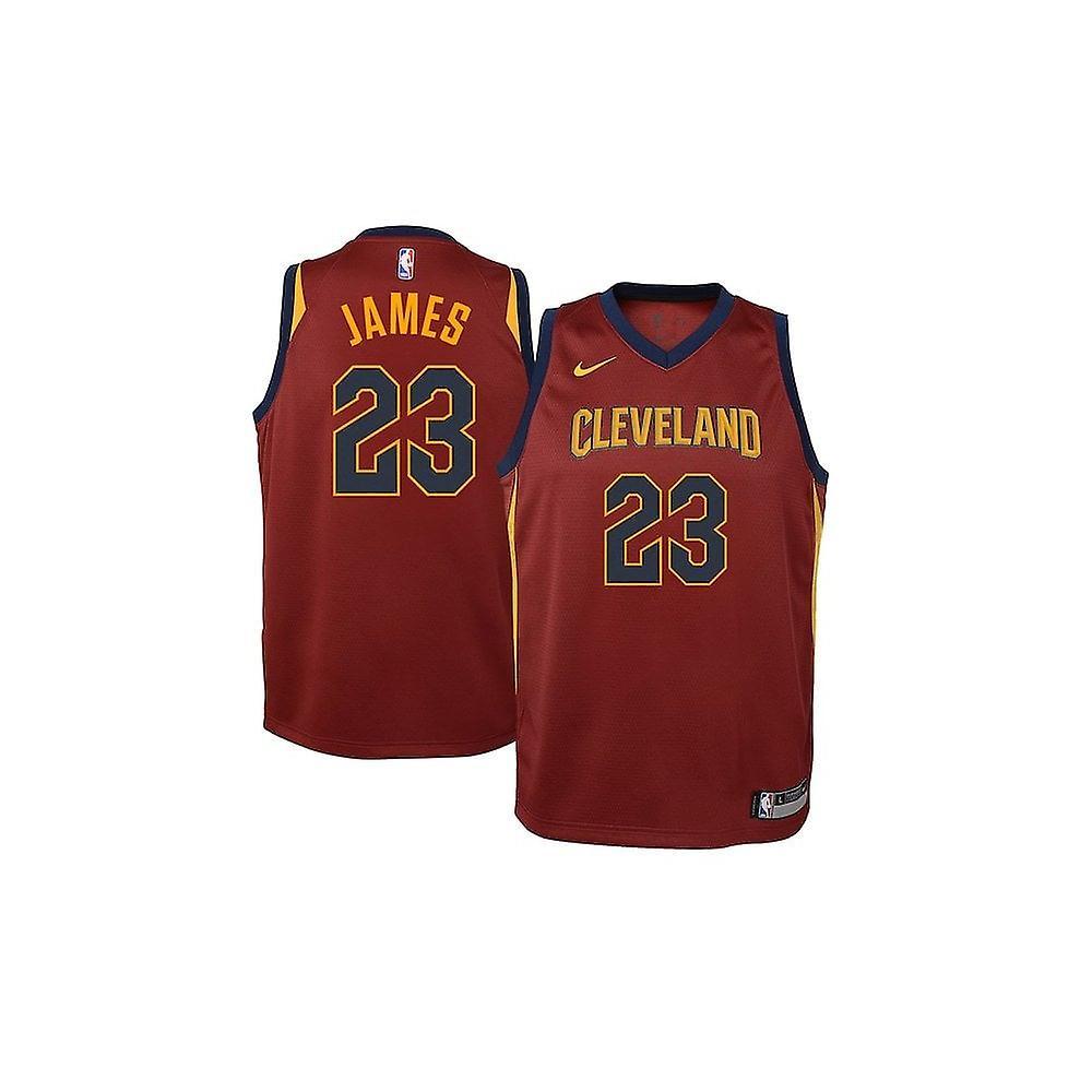 quality design 5325f b3004 Nike Nba Cleveland Cavaliers Lebron James Jugend Trikot - Icon Edition