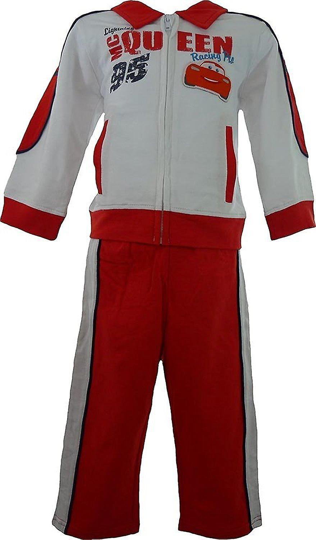 052bcd3d8 Baby Boys Disney Cars Lightning McQueen 2 Piece Set / Tracksuit | Fruugo