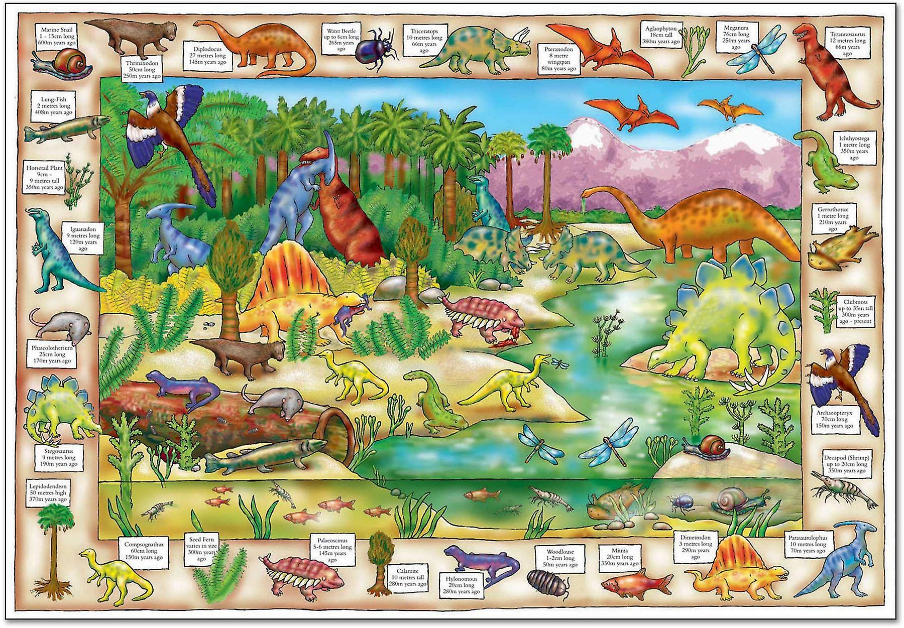 Dinosaurs Discovery Kids