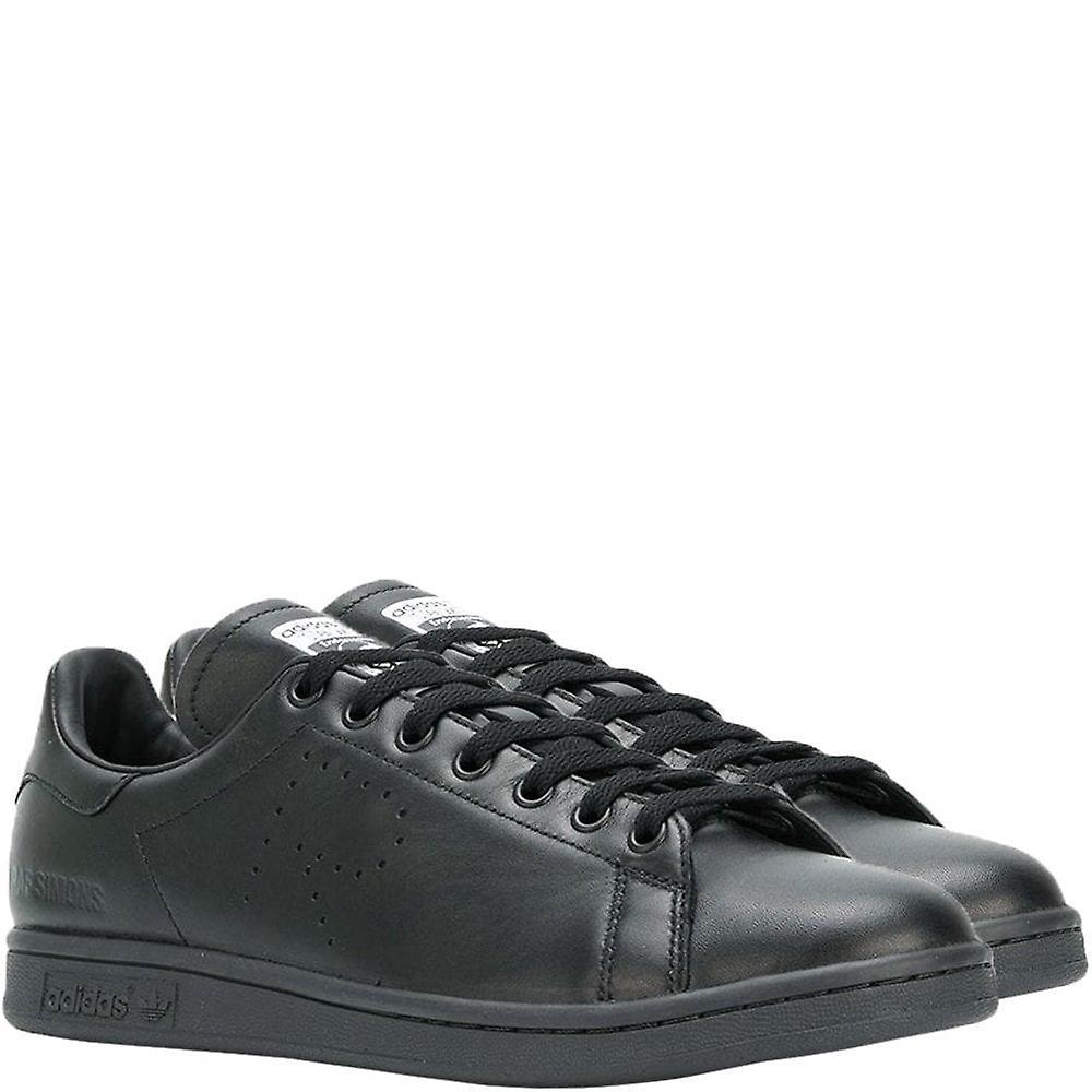on sale aa661 4c475 Adidas X Raf Simons Adidas X RAF Simons Stan Smith Trainers Black