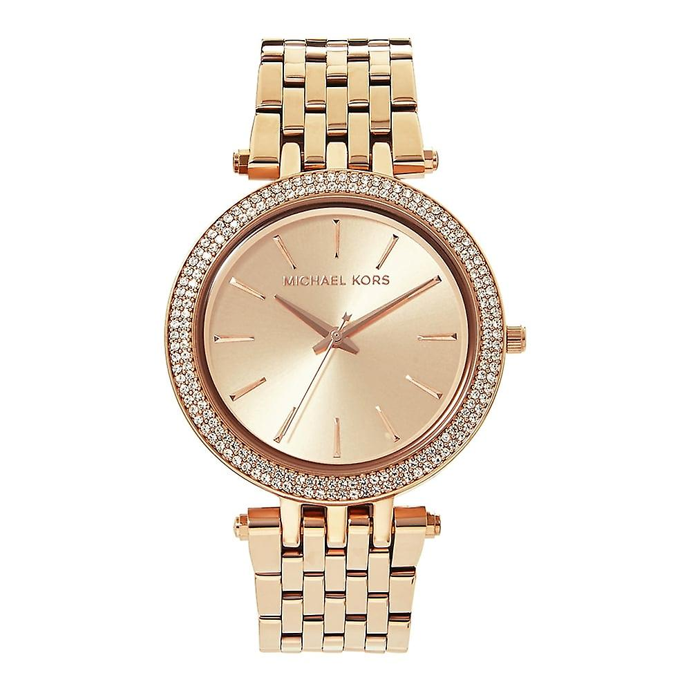 59e7bad07309 Michael Kors Watches Mk3192 Darci Rose Gold-tone Ladies Stainless Watch