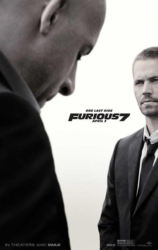 Fast Furious 7 review - The Daily Telegraph