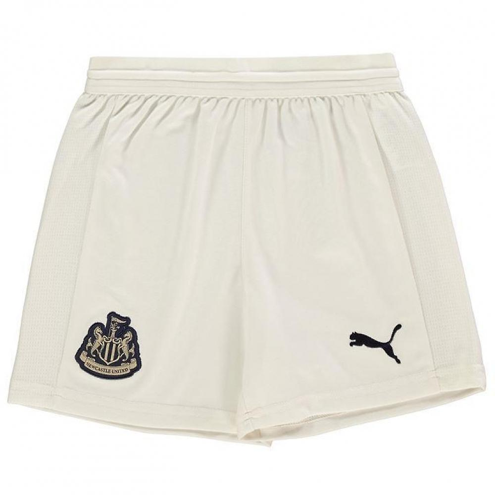 2018-2019 Newcastle Away Football Shorts (Kids)  4e9a8d46be629