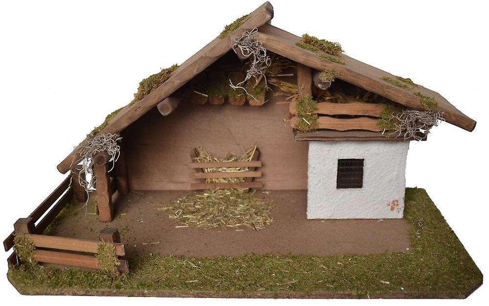 Nativity Christmas Wooden Crib Nativity Christmas Nativity Stable