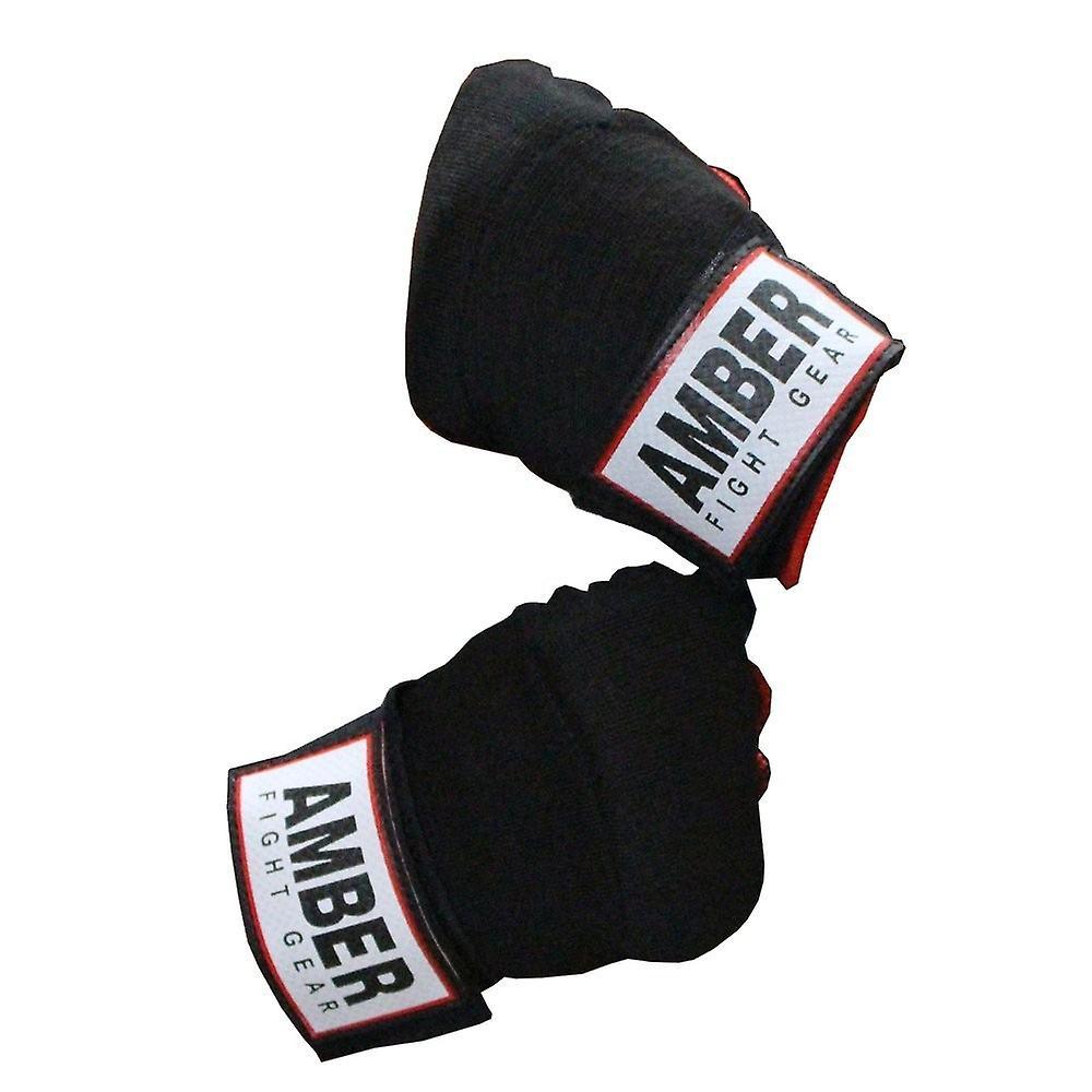 Hand Wraps Boxe MMA Guanti da interno Mitt PROTECTOR MUAY THAI KICK Pugno Bende