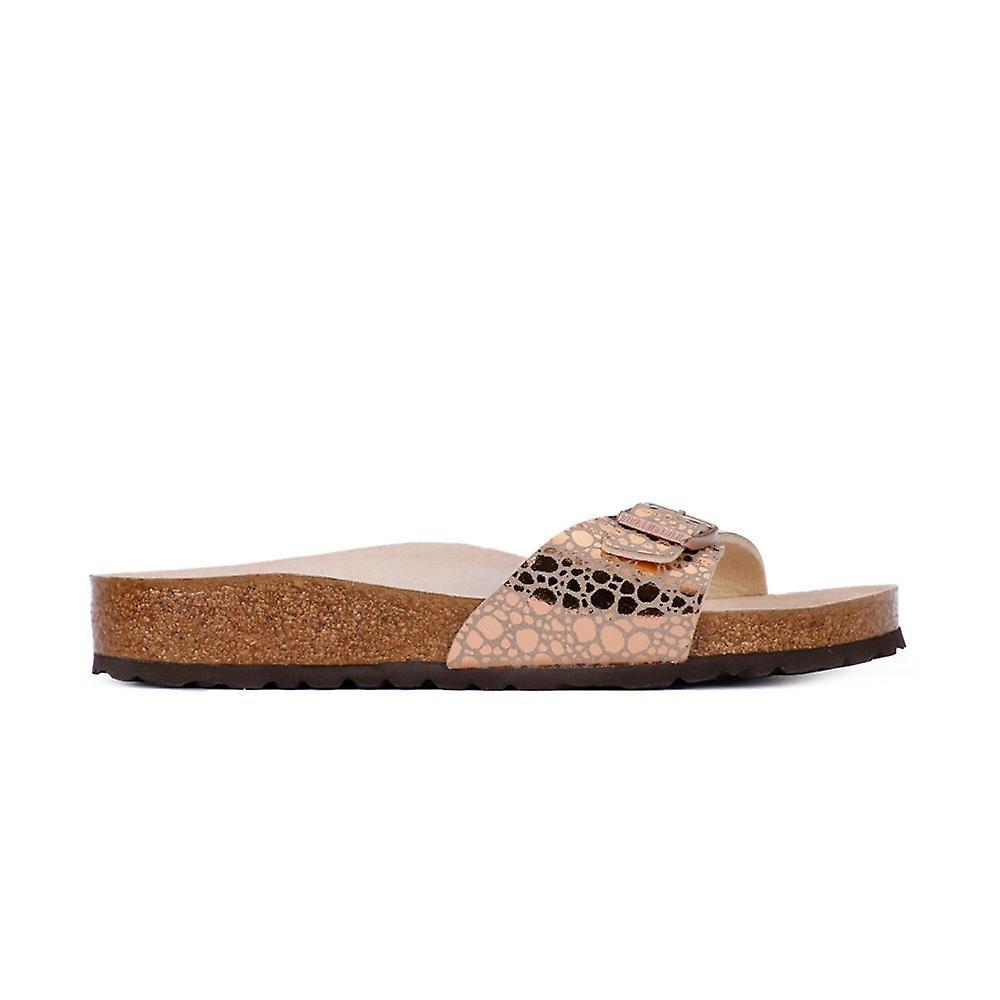 4002c1cf0e1d30 Birkenstock Madrid Metallic 1006693 universal women shoes