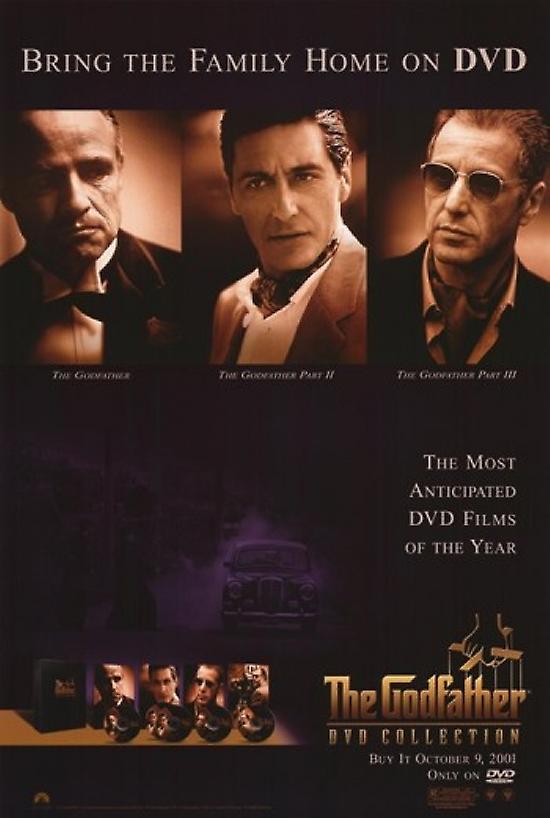 a captivating movie review of the godfather The godfather (1972) movie review is this the quote that made the godfather one of america's the most captivating and moving effect of.