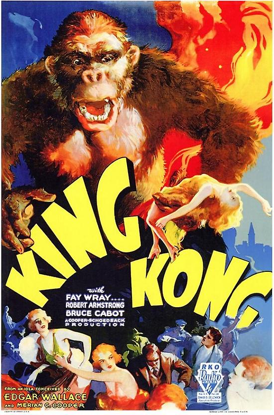 reaction paper in king kong