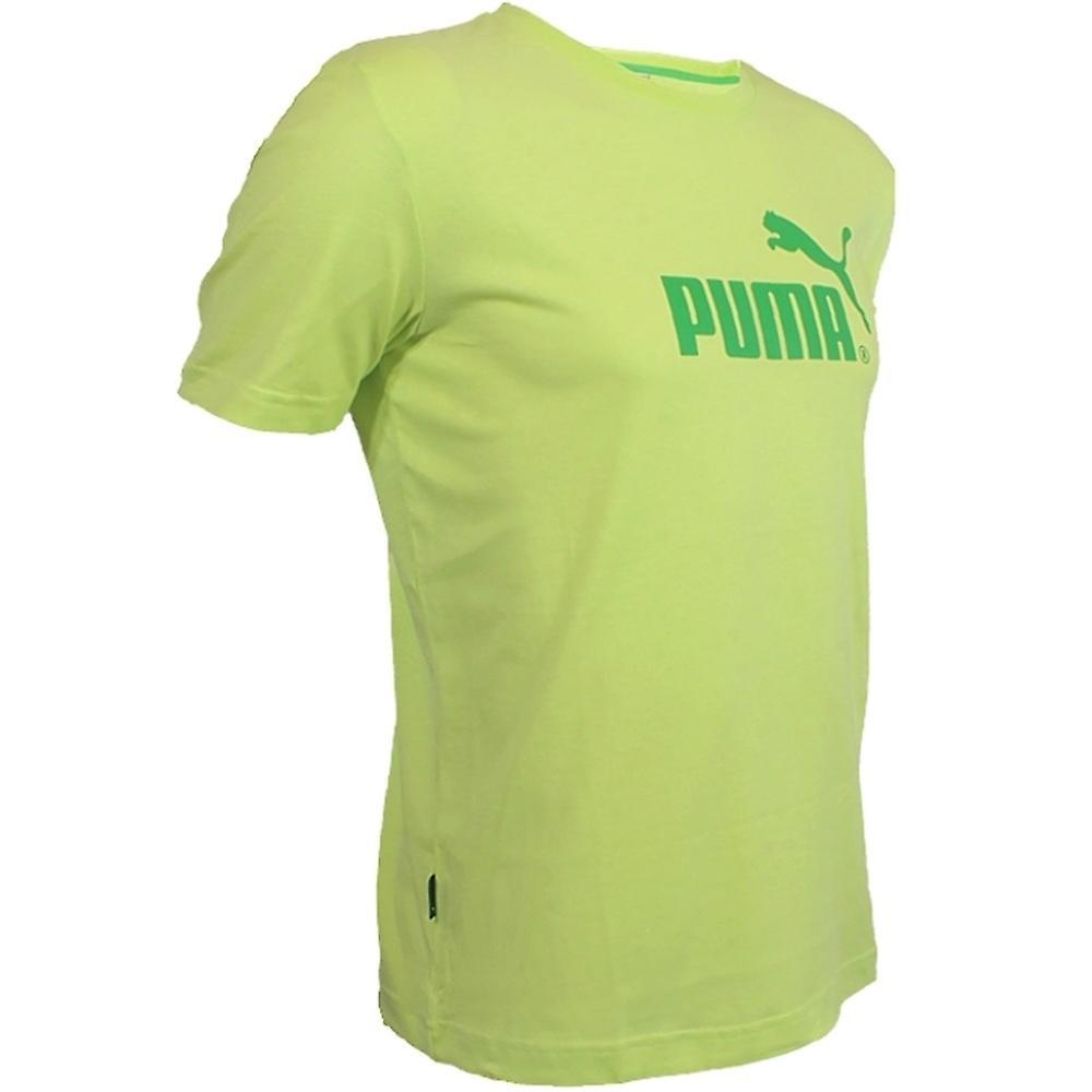 31fda2f1b72 Puma Large NO1 Logo Tee 82397929 universal men t-shirt | Fruugo