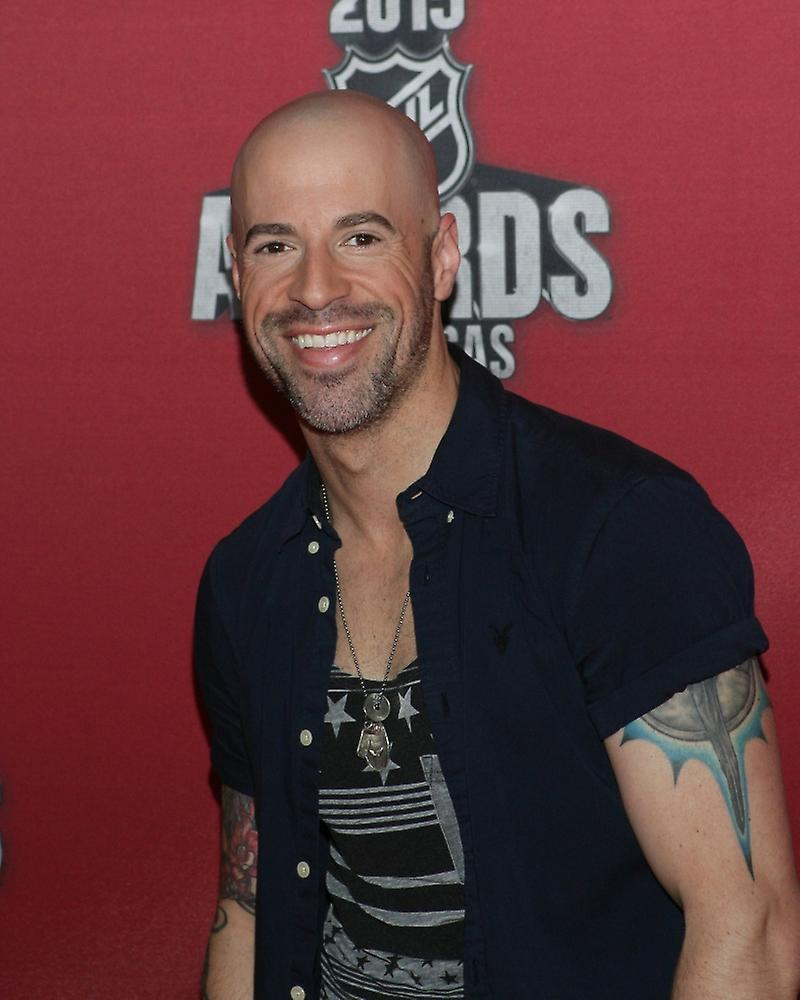 Chris Daughtry At Arrivals For 2015 National Hockey League Awards