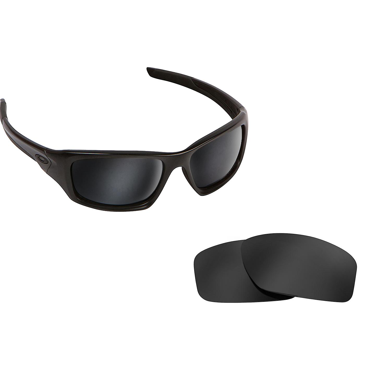 0faeaf94a0 Valve Asian Fit Replacement Lenses Polarized Black Iridium by SEEK fits  OAKLEY