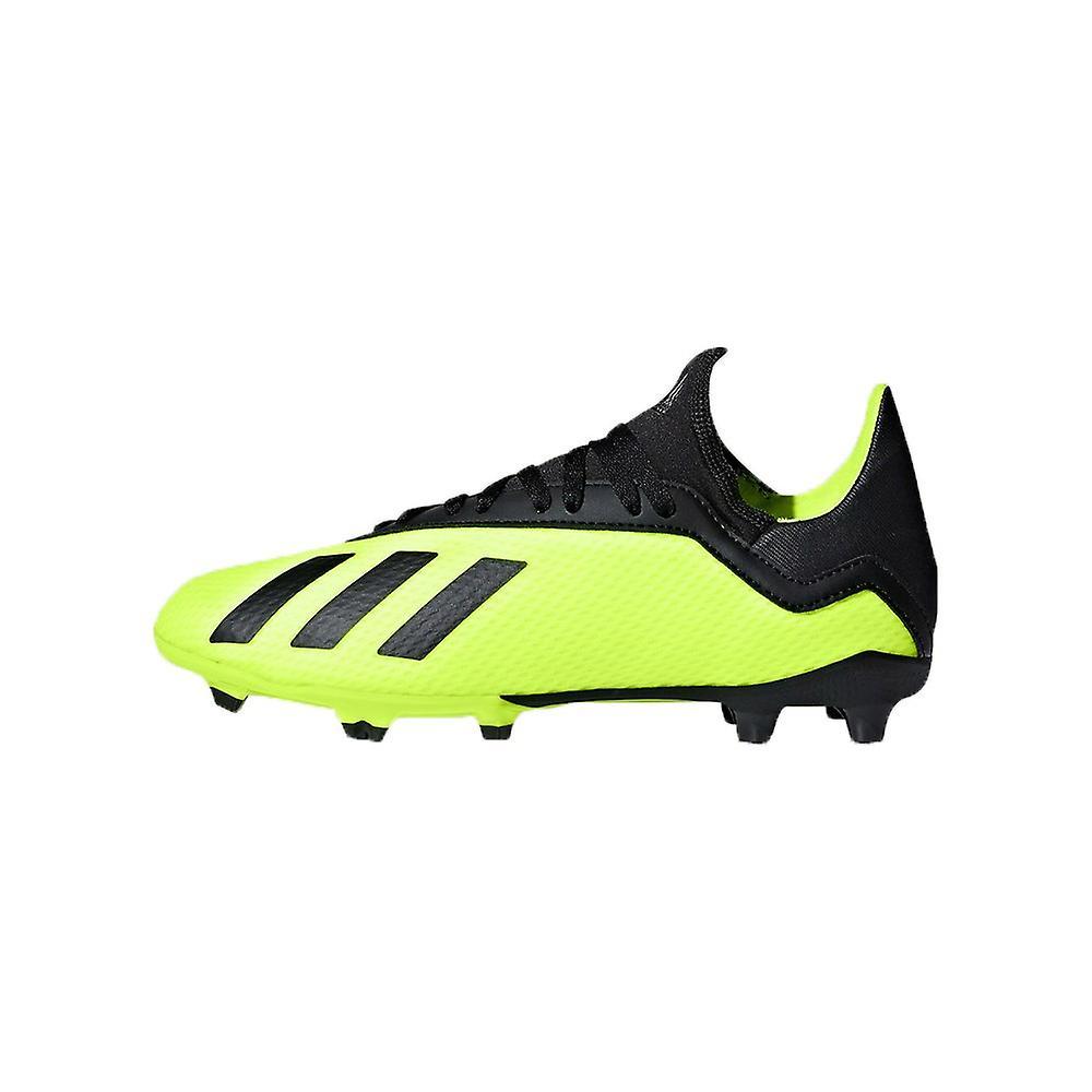 best loved 6c11b b6d79 Adidas X 183 FG J DB2418 football all year kids shoes