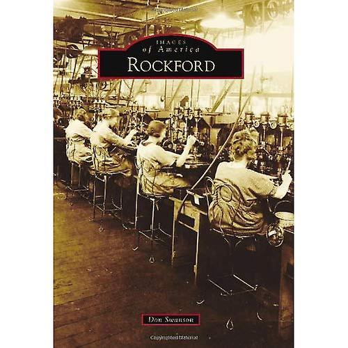 rockford images of america arcadia publishing fruugo. Black Bedroom Furniture Sets. Home Design Ideas