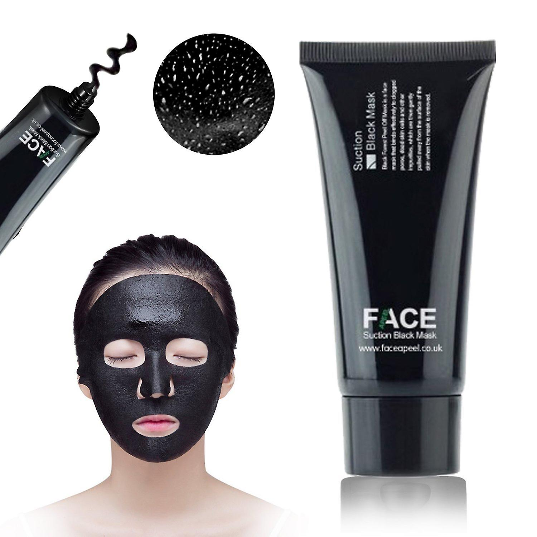 svart mask för ansikte