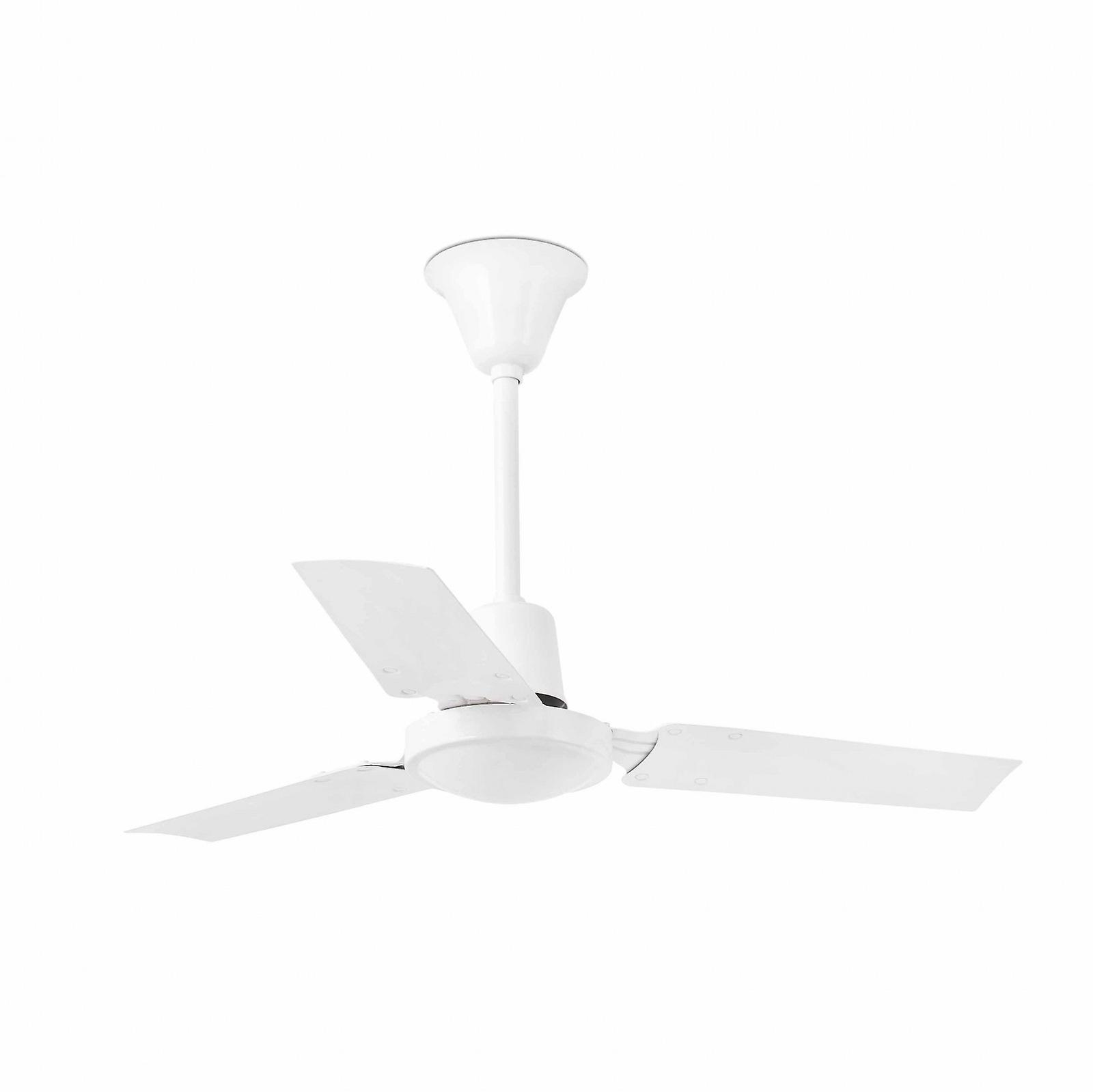 Faro Ceiling Fan Mini Indus White 92 Cm 36