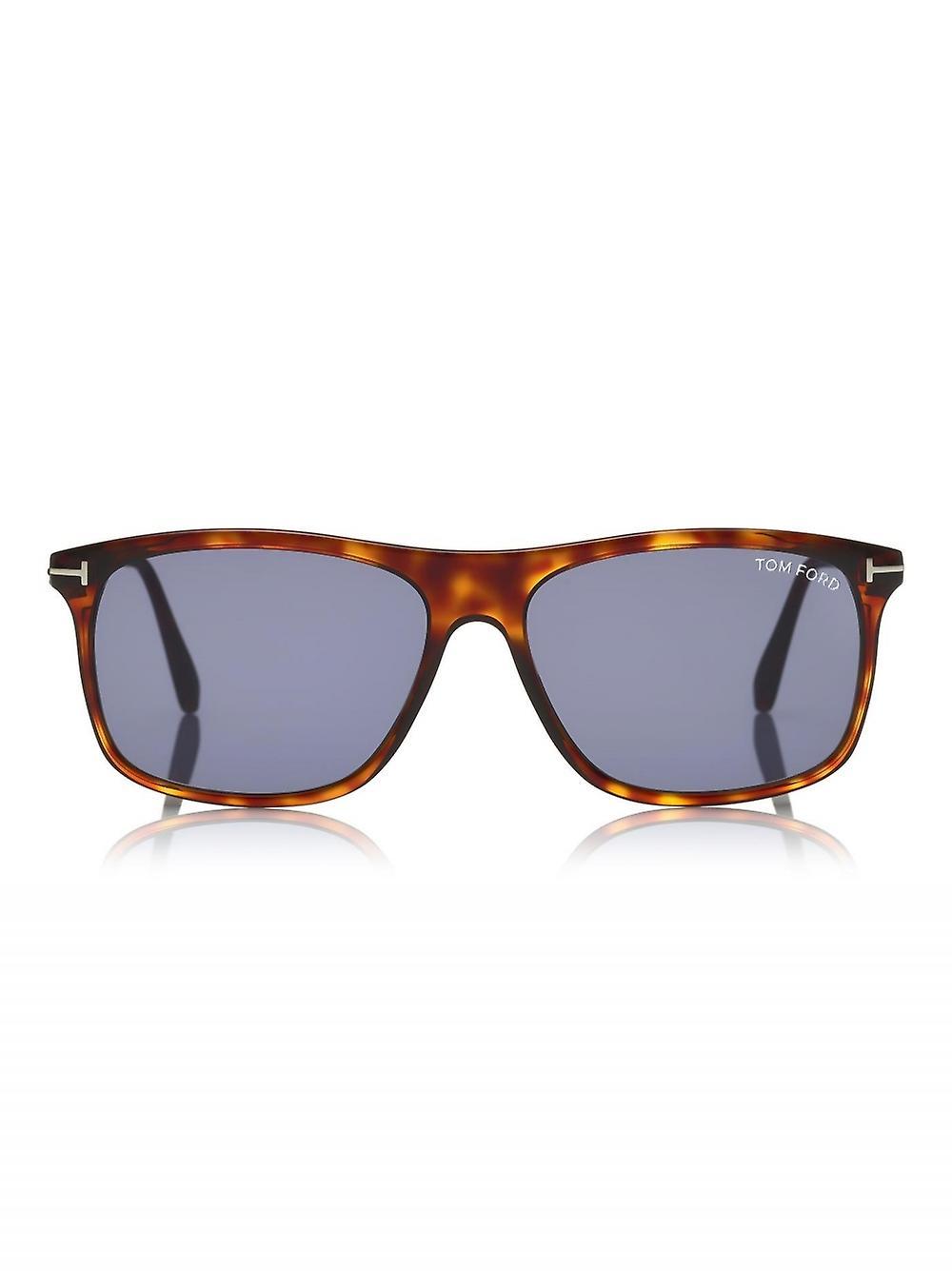 091c54a9d790a Tom Ford Tom Ford Shiny Black   Gold Carlo Sunglasses