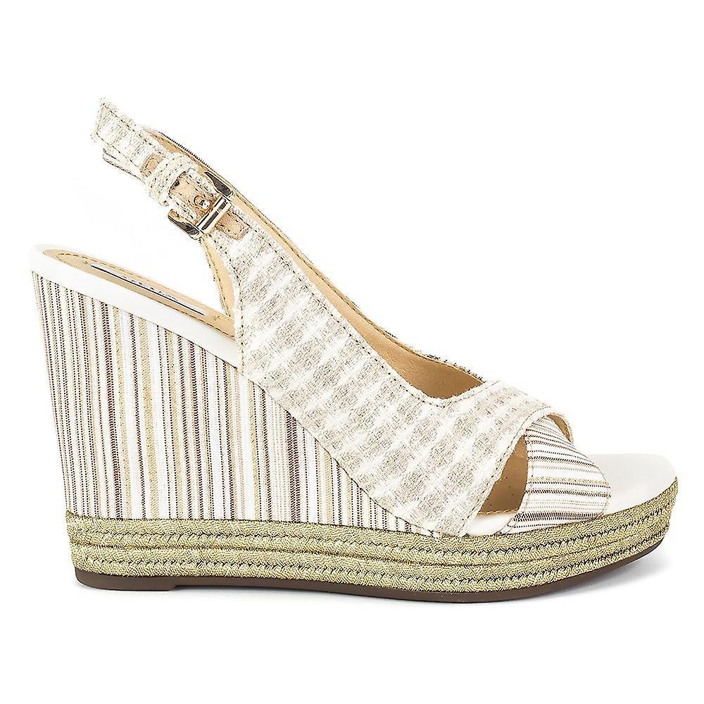 talla 40 diseño exquisito disfruta el precio más bajo Geox Janira D82P6F0AW11C5555 ellegant summer women shoes | Fruugo ...
