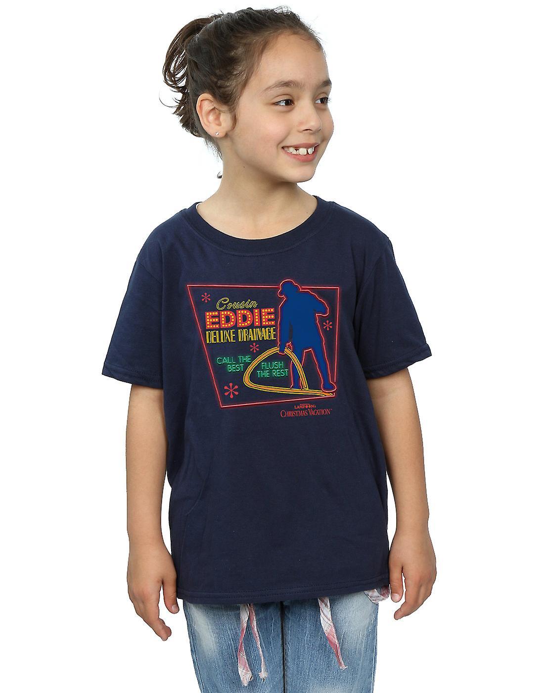 National Lampoon es Weihnachten Urlaub Cousin Eddie T-Shirt für ...