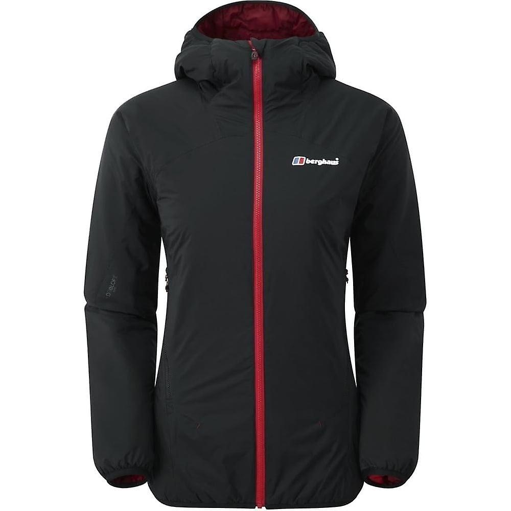 36f15c5f9 Berghaus Women's Reversa Jacket - sort/rød