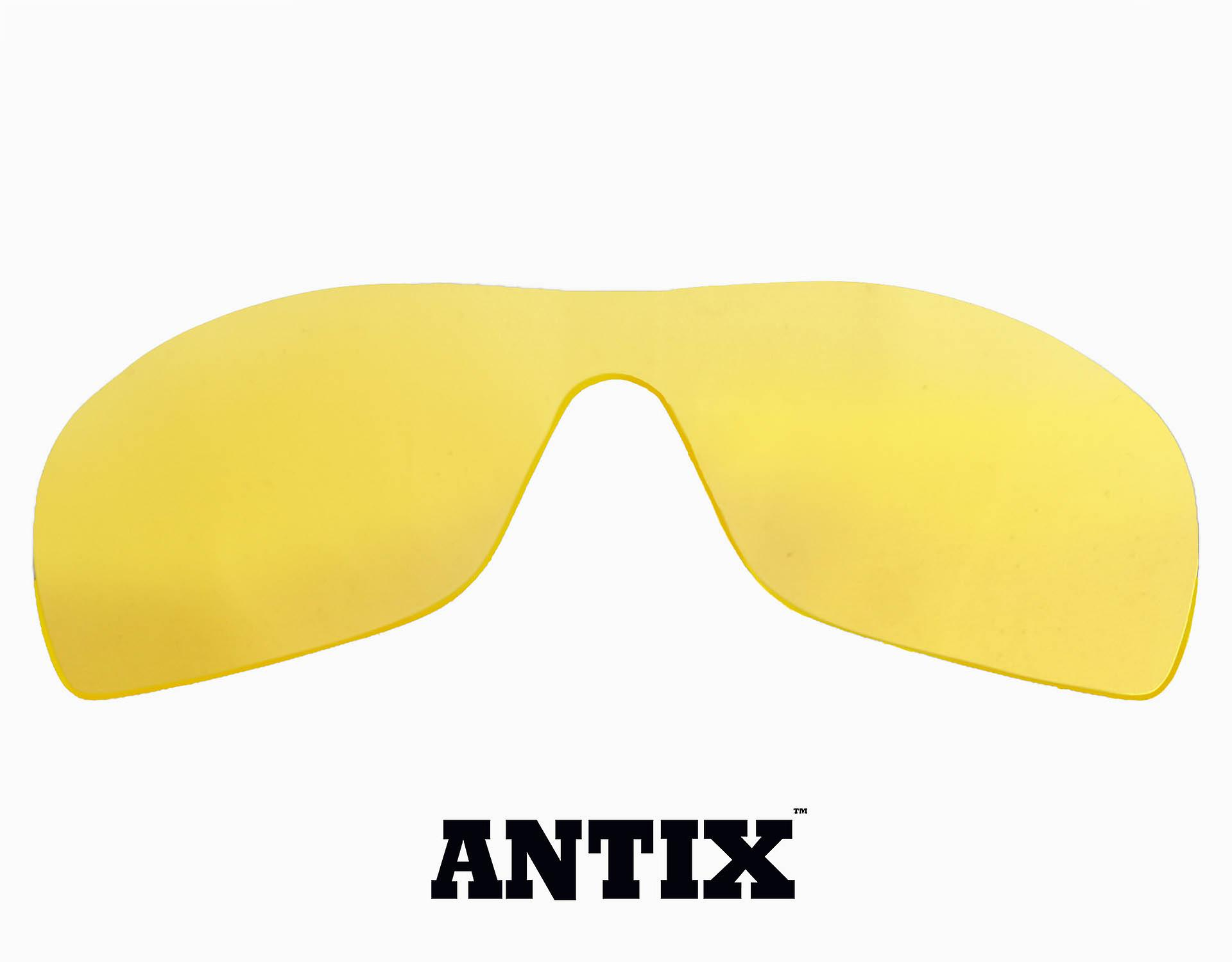 ff0cc305aa ANTIX Replacement Lenses Polarized Hi Intensity Yellow by SEEK fits OAKLEY