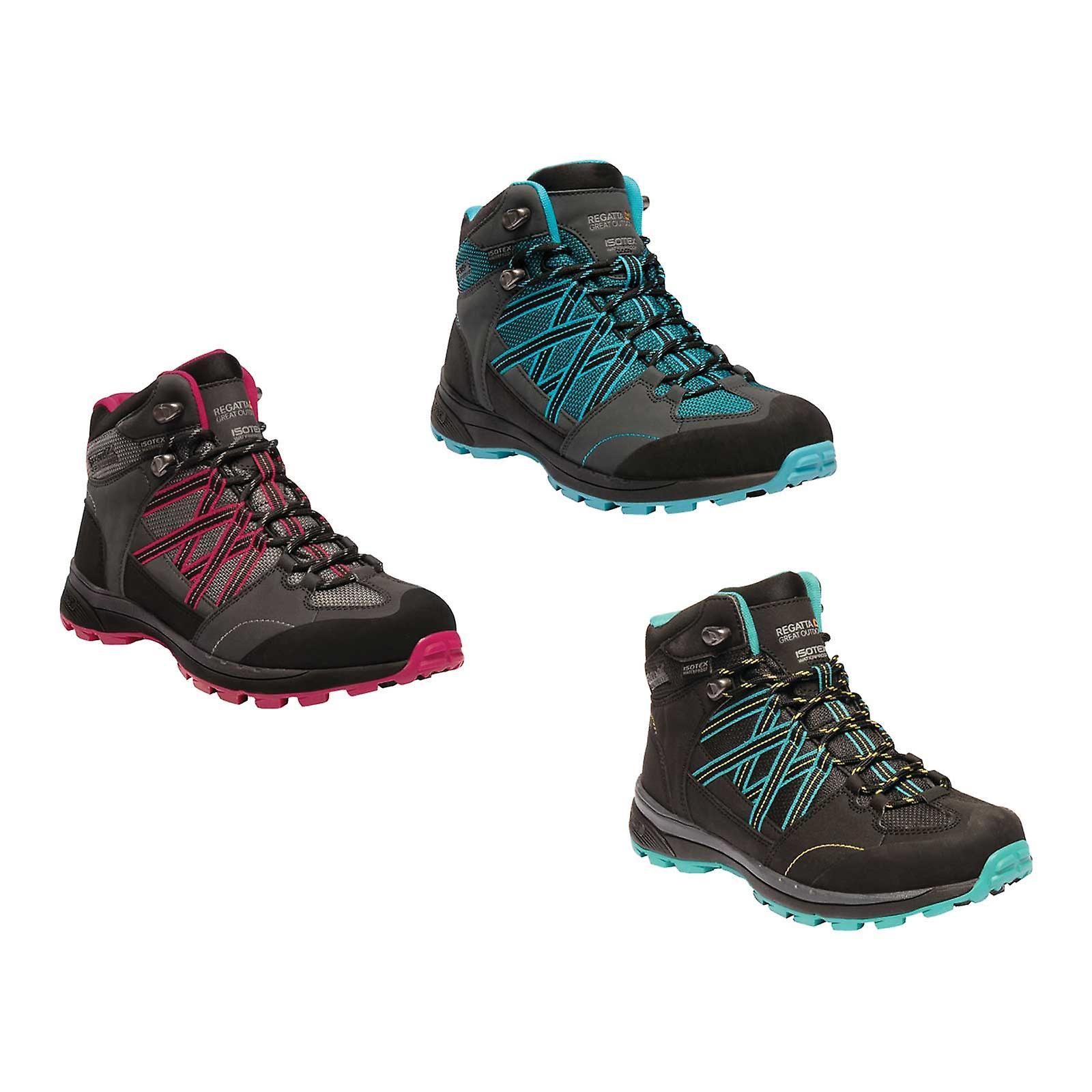 c3b0d9315d5 Regatta Ladies Samaris II Mid Waterproof Boots