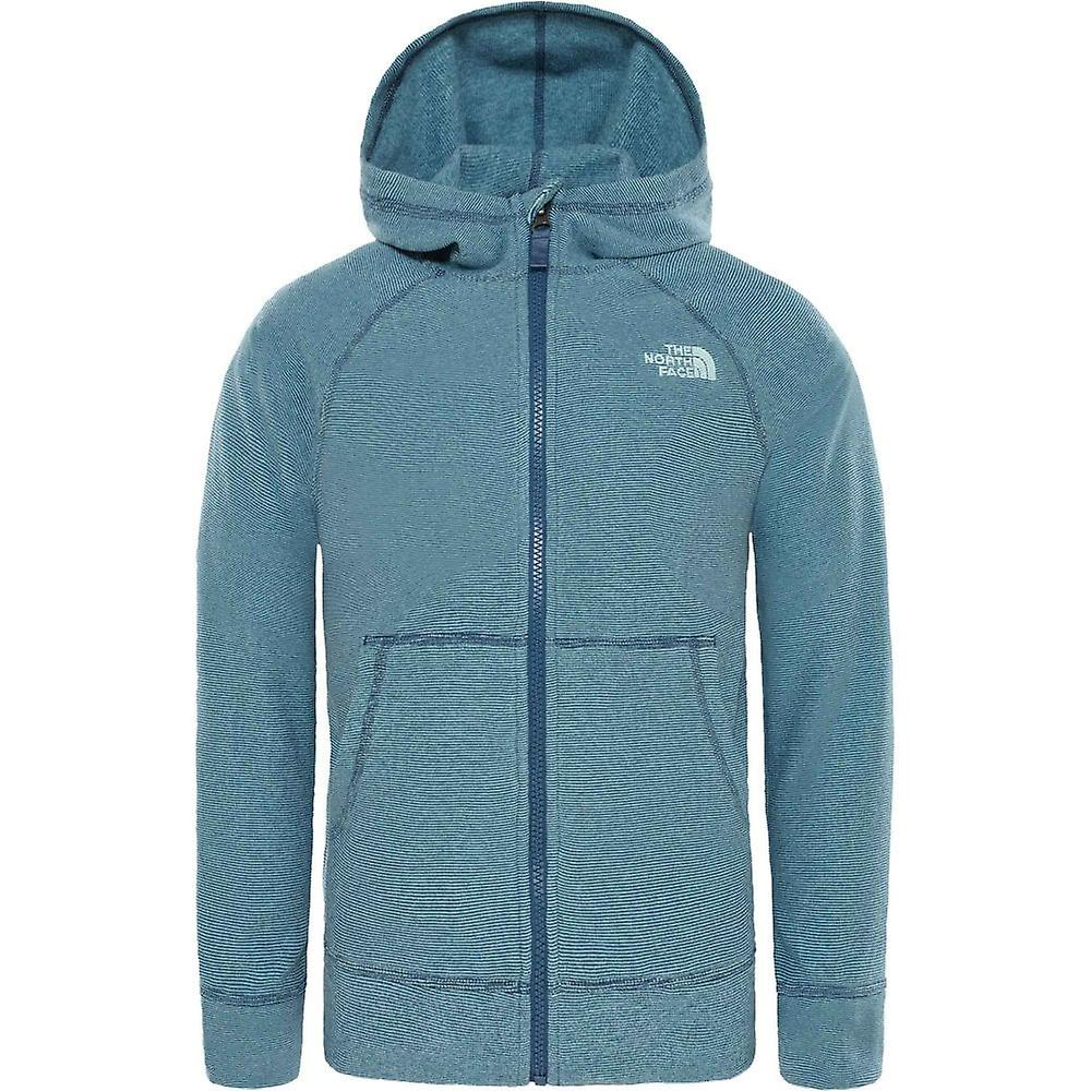 9dce4f9a2 North Face Boy's Glacier Full Zip Hoodie