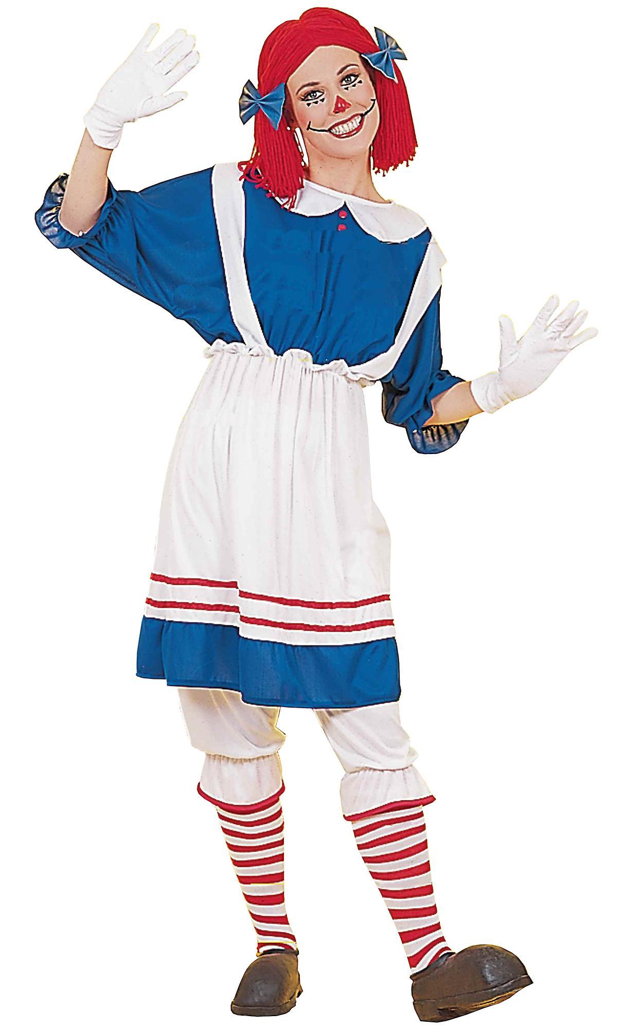 kostym för tjejer