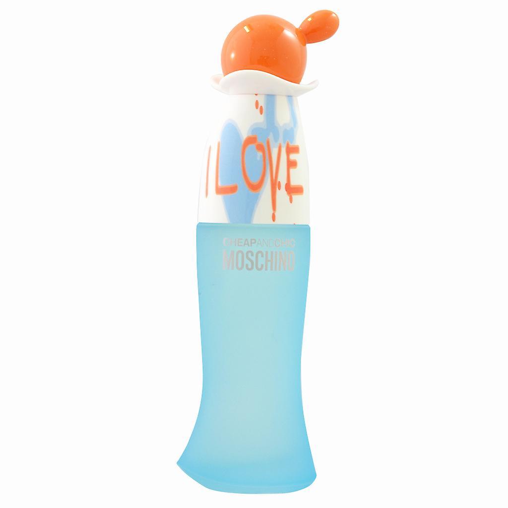 20e3c2850 Moschino Cheap And Chic I Love Love Eau de toilette 100 ml