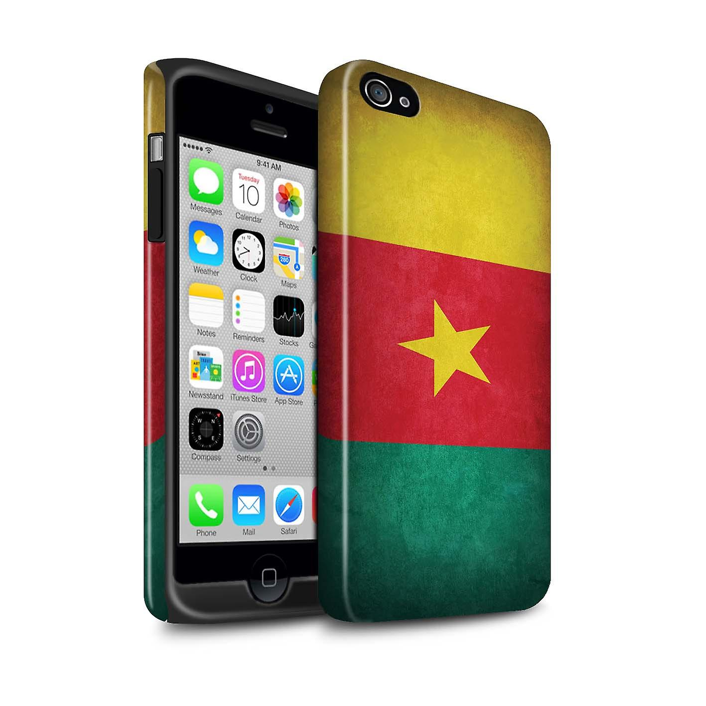 aacc2464905c5 STUFF4 Gloss Tough Shock Proof Phone Case for Apple iPhone 4 4S Cameroon