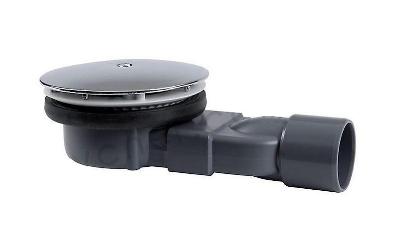 chrome vergulde abs douche lade siphon slanke afvoer 90mm 24l/min, Badkamer