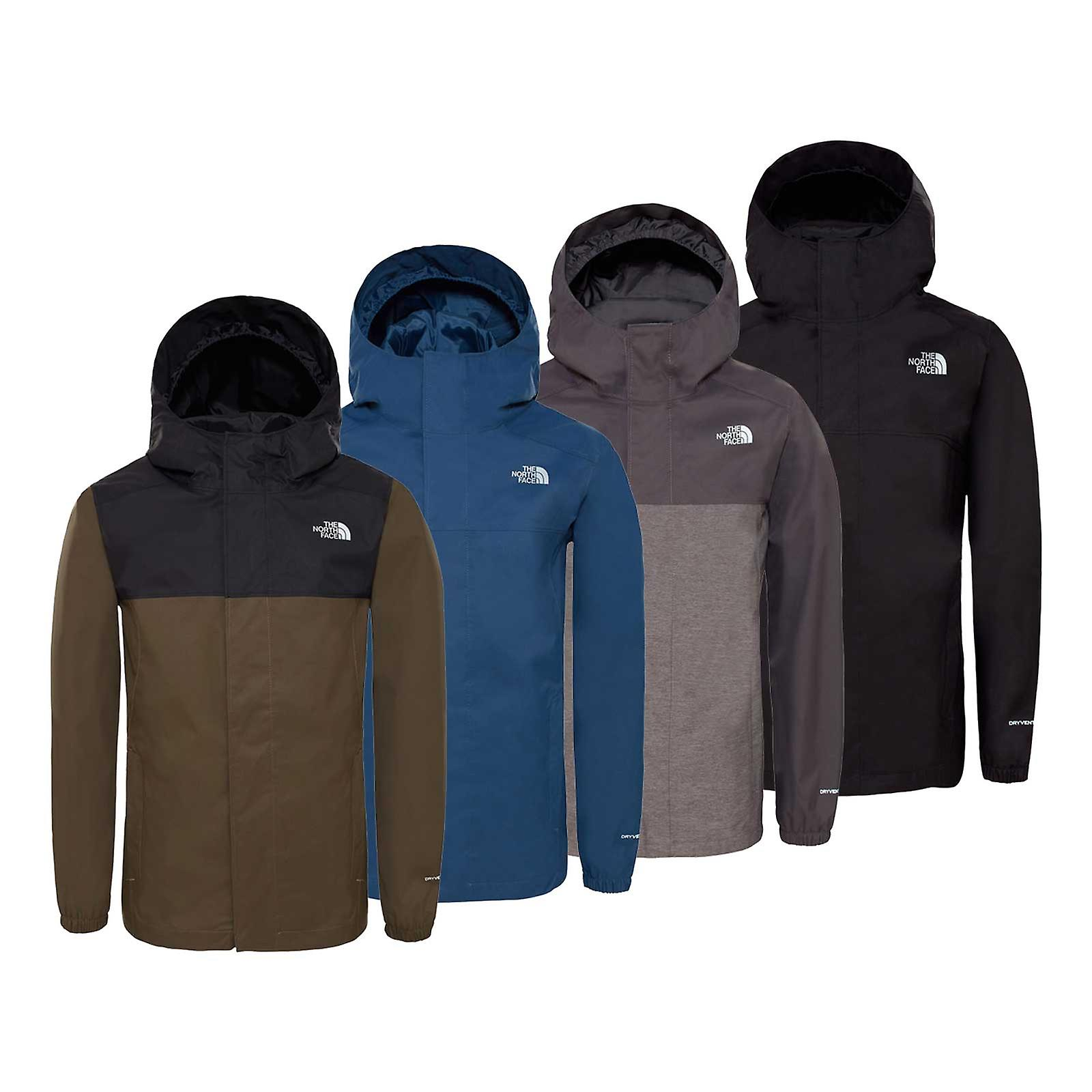 3cd018d83c80 The North Face Kids Resolve Reflective Jacket