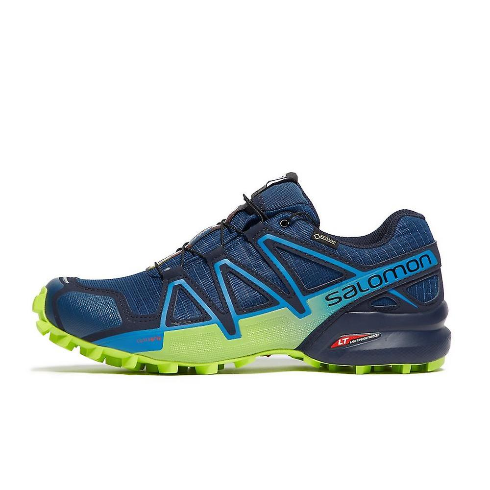 new product 609ea 829eb Salomon Speedcross 4 GTX Men s Trail Running Shoes