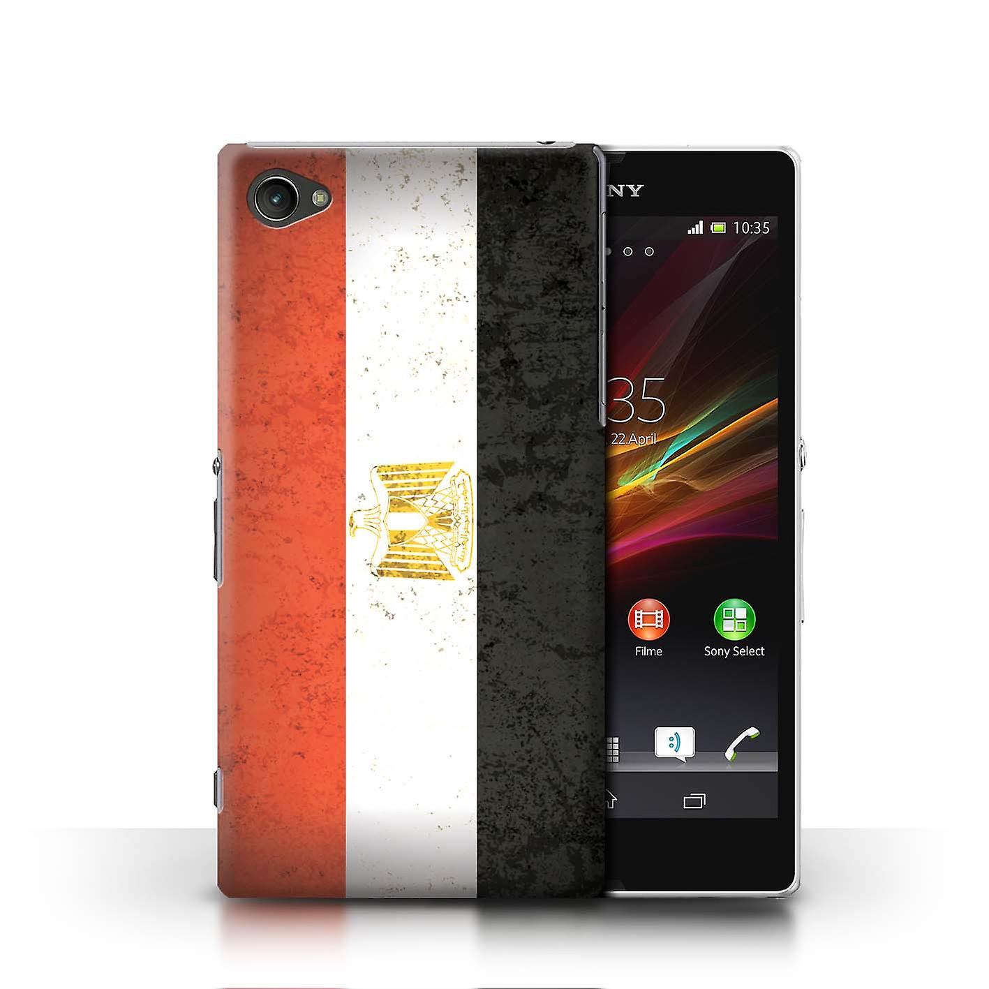 Stuff4 Phone Case Cover Fr Sony Xperia Z1 Compact Gypten Gyptische Design