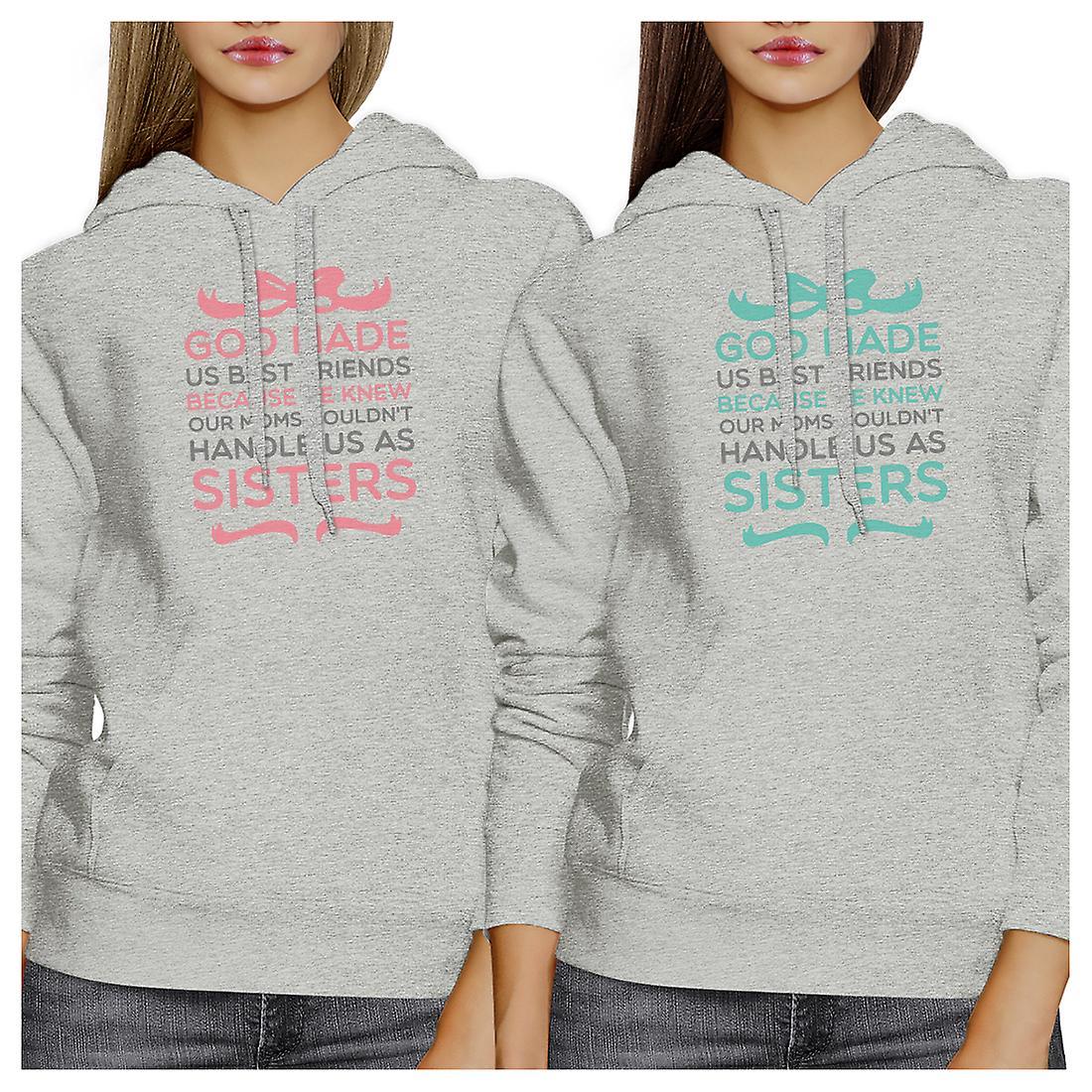 Gott hat uns BFF Pullover Hoodies passende Geschenk für Teenager ...