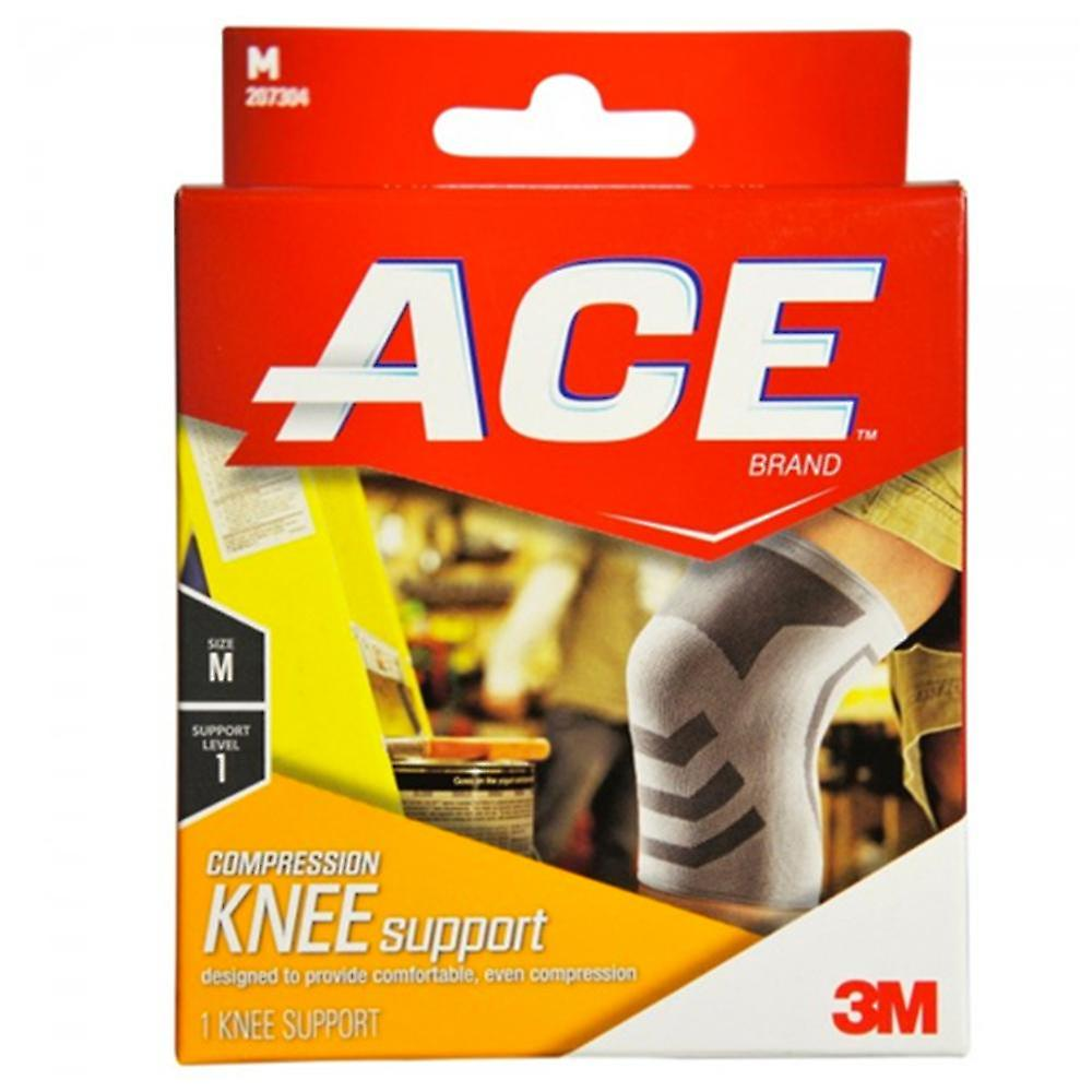3m Ace Brand Knitted Knee Support Mild Support Medium 1 Ea Fruugo