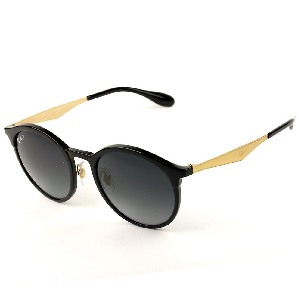 Ray Ban Sunglasses 0rb4277 6306 T3 51 Black And Gold Unisex Sunglasses