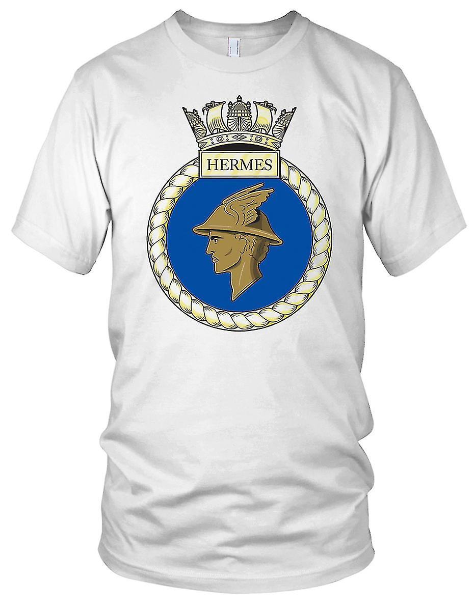 authentisch Shop für Beamte modernes Design Royal Navy HMS Hermes Damen T Shirt