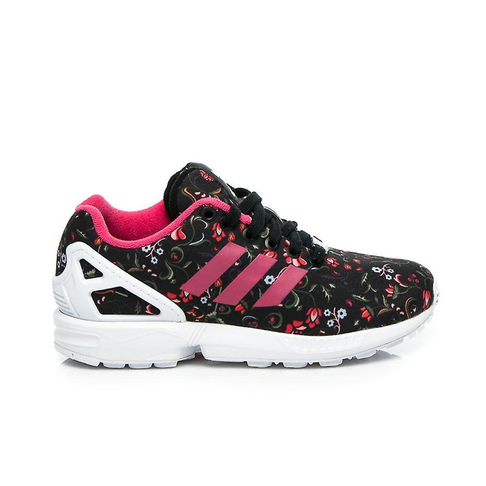 Adidas ZX Flux Flower Pack B35321 universal all year women shoes