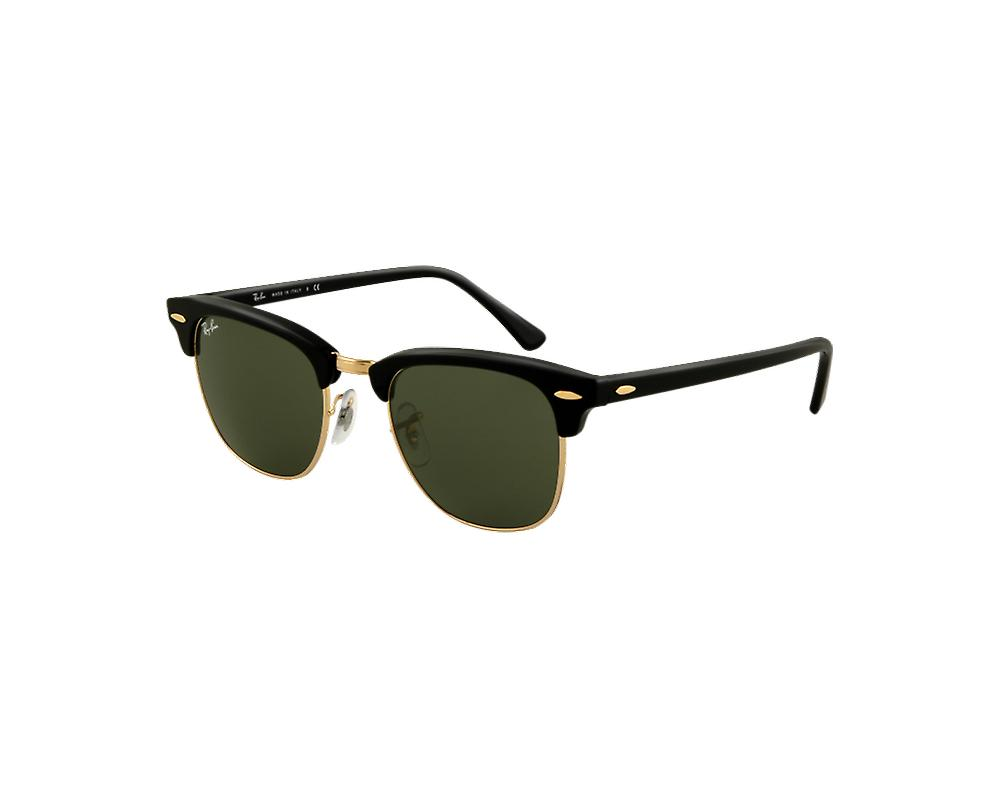 27843571a9 ... authentic sunglasses ray ban clubmaster rb3016 w0365 51 wide ed1b7 24236