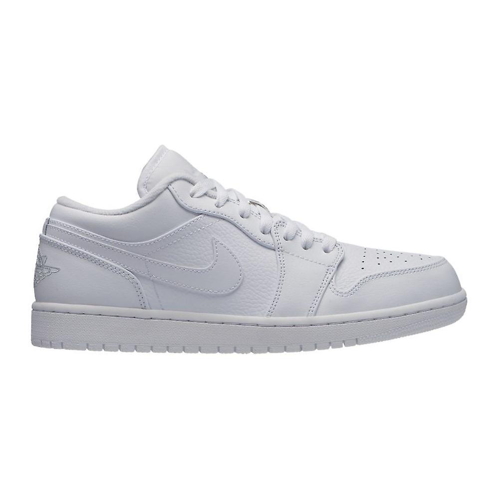 online retailer d829b e5334 Nike Air Jordan 1 Low 553558111 universal all year men shoes