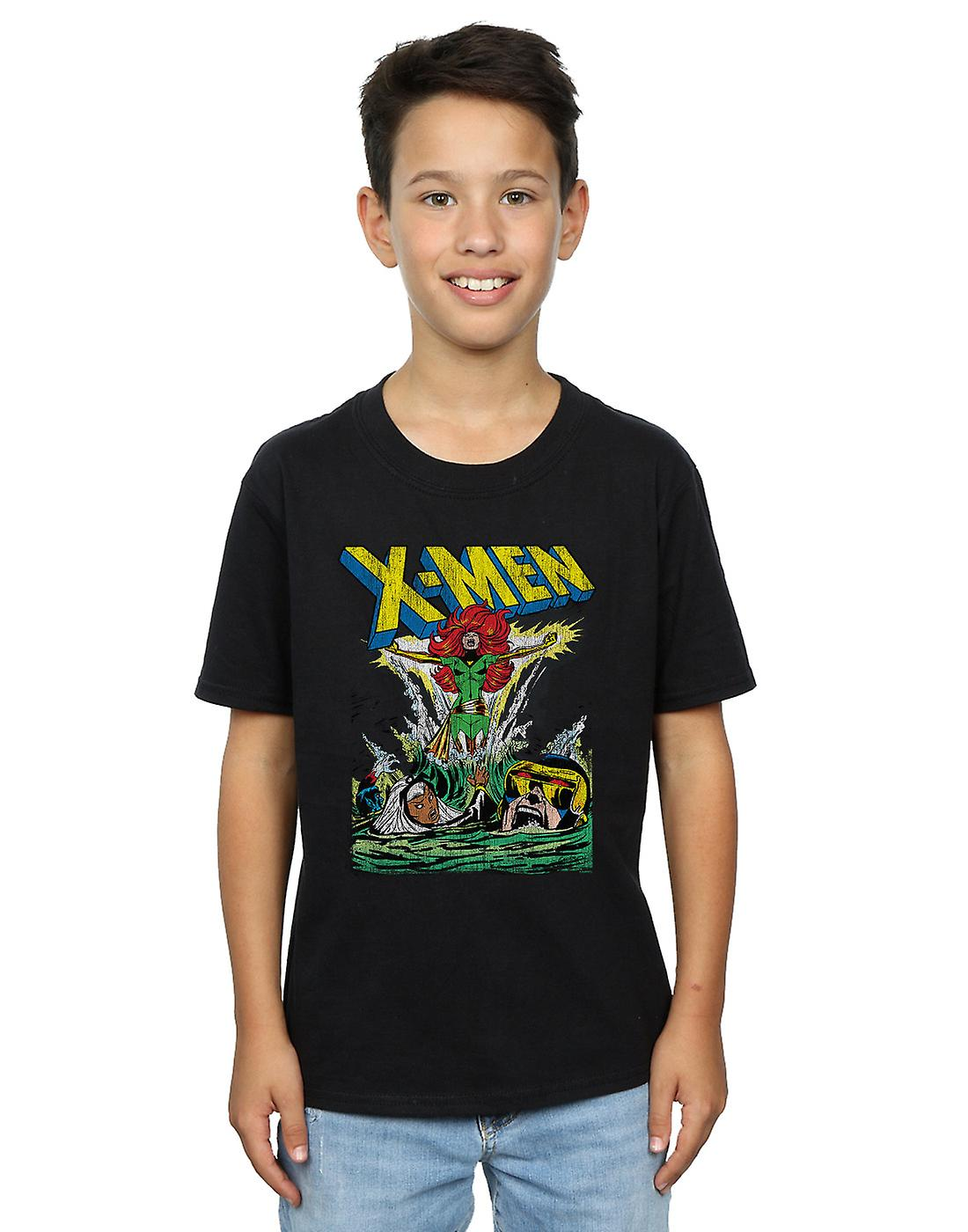 4a31347e Marvel Boys X-Men Enter The Phoenix T-Shirt | Fruugo