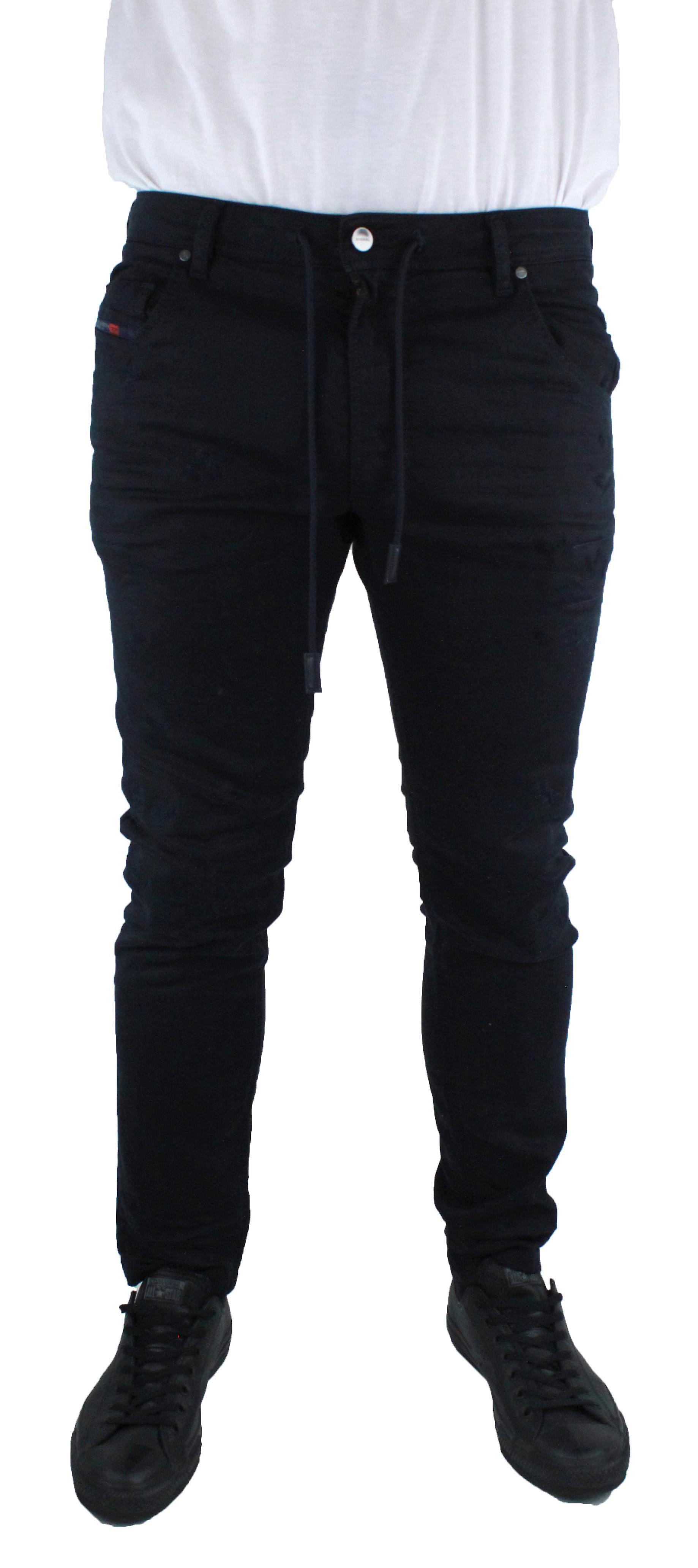 ea628b4c Diesel Krooley CB-R-NE Jogg 0689C Jeans | Fruugo