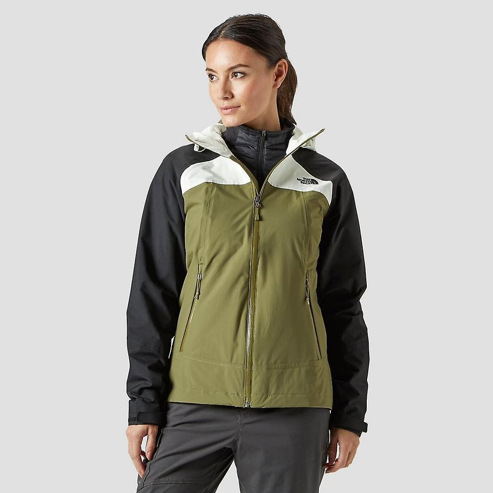the north face damen w stratos jacket jacke