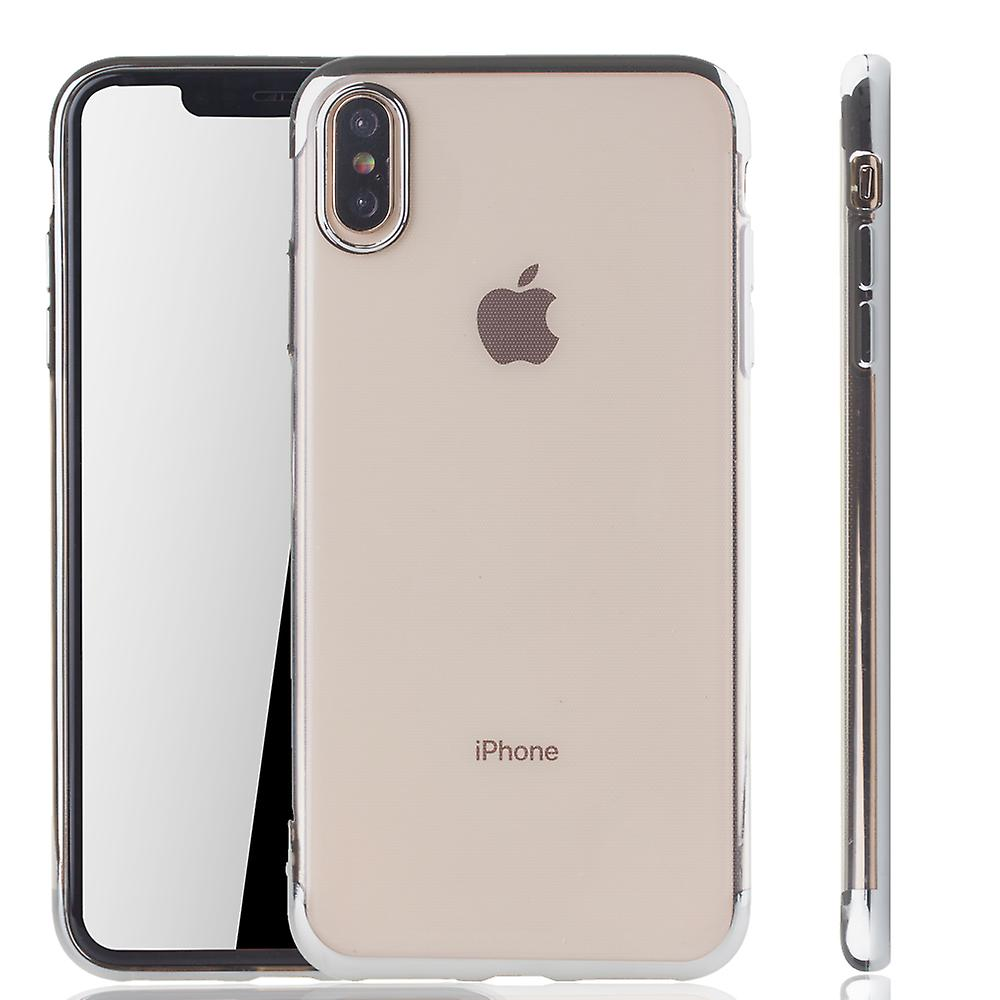 iphone xs max silber