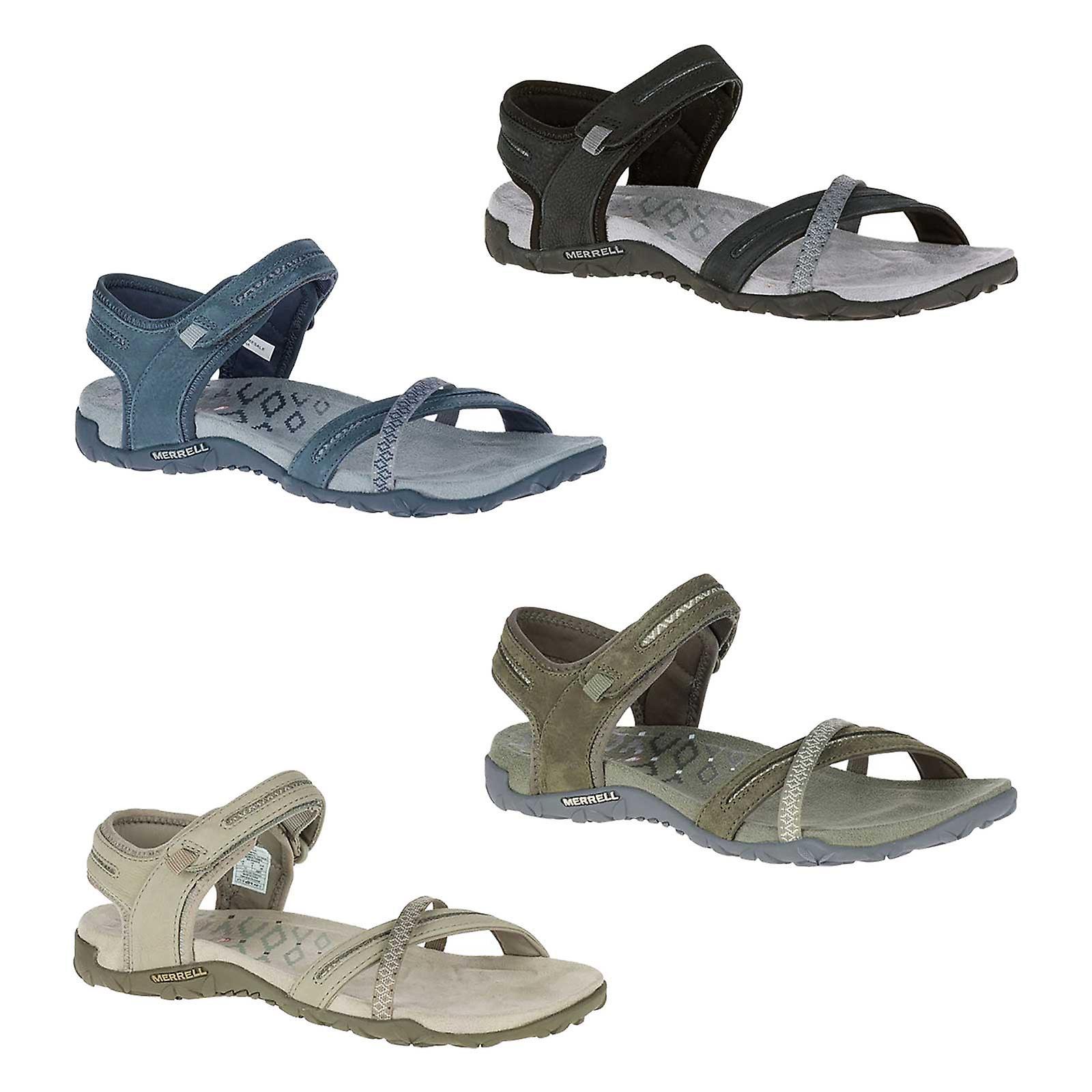 d0f1e22efa853 Merrell Ladies Terran Cross II Sandal | Fruugo