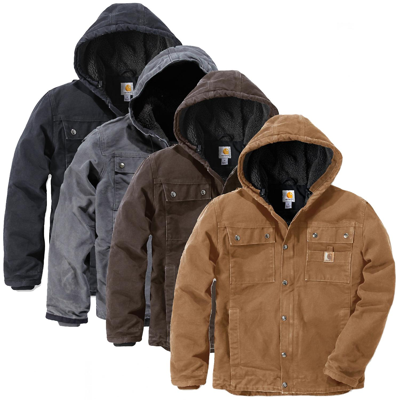 brand new c1f0e c757c Arenaria di giacca CARHARTT Barlett 102285
