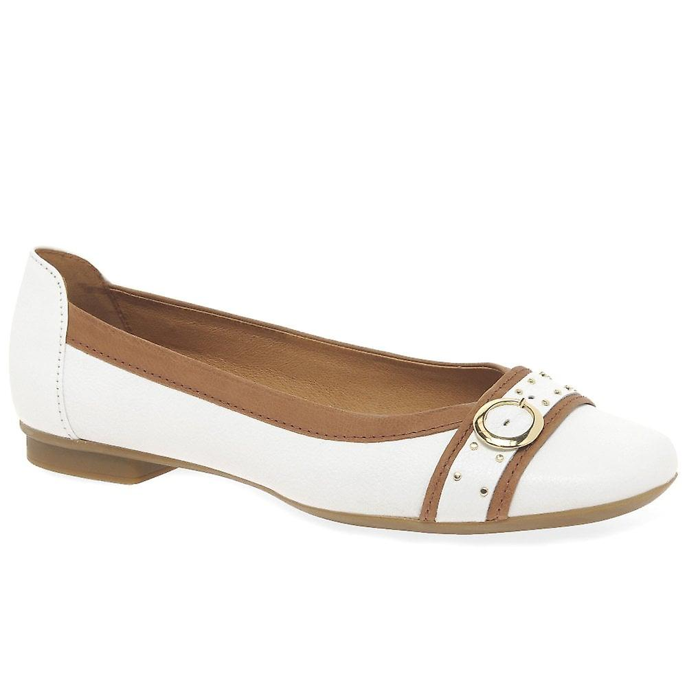 f452012332d Gabor Michelle Womens Casual Stud Buckle Pumps