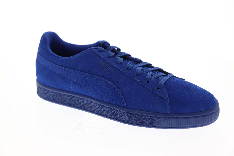 puma zapatos hombre azul