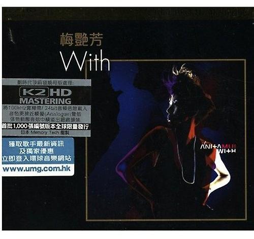 Anita Mui - With [CD] USA import