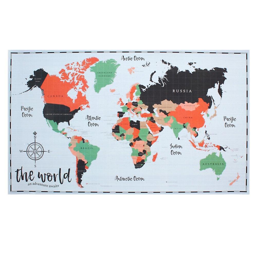 Noget Andet Eventyr Venter Verden Afslorer Kort Plakat Fruugo